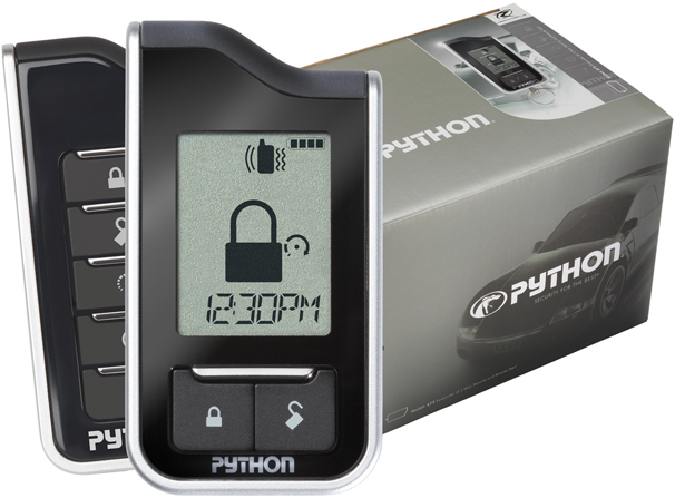 python 5702 security remote start