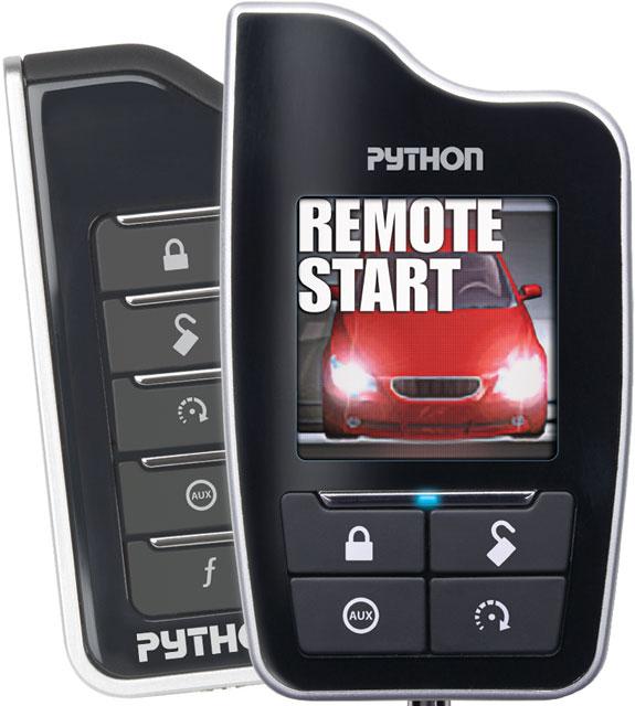 python 5902 security remote start