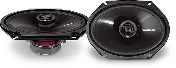 rockford fosgate r1682 6''x8'' speaker