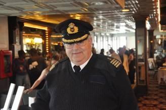 Capt David G Brown