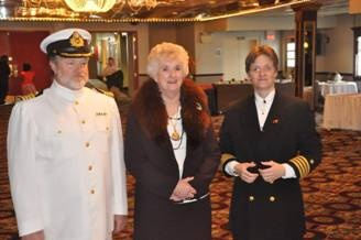 VC King, Brian & their mom