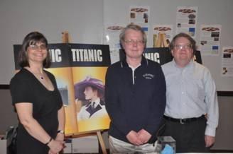 Kathleen, Denise & John