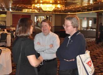 Kathleen, John & Denise