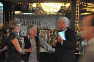 Sue & Keith Jenkins & Bill Bokram