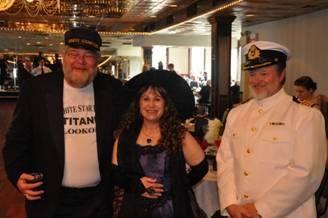 Dan, Maggie & Capt Brian
