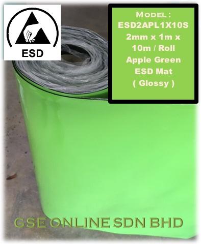 apple green esd mat malaysia