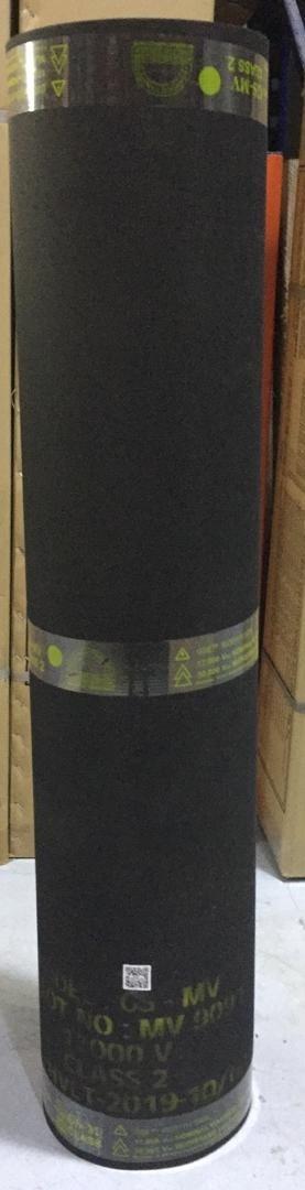 Medium Voltage Insulation Rubber Sheet Malaysia