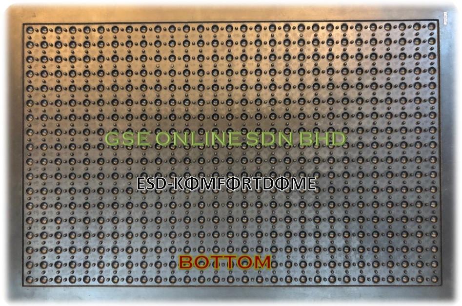 ESD Conductive Dome Mat