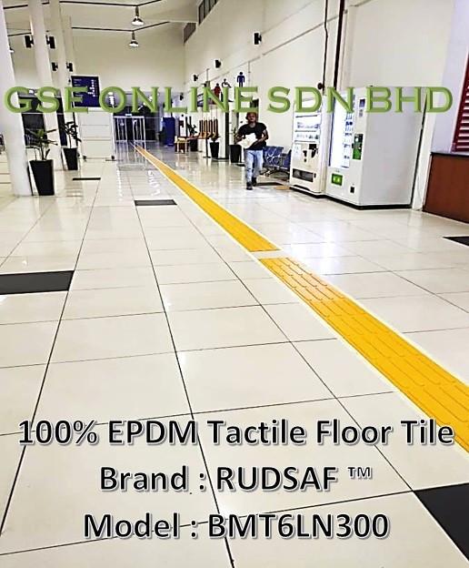 EPDM Tactile Floor Tile Malaysia