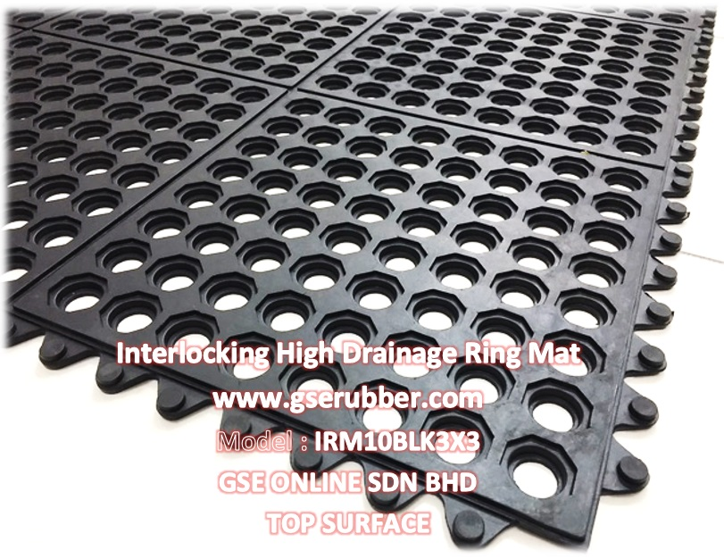 interlocking high drainage kitchen mat malaysia