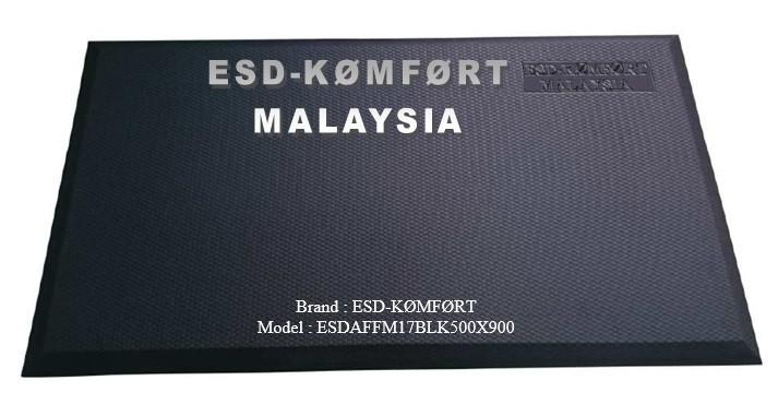 Anti Static Standing Rubber Mat Malaysia