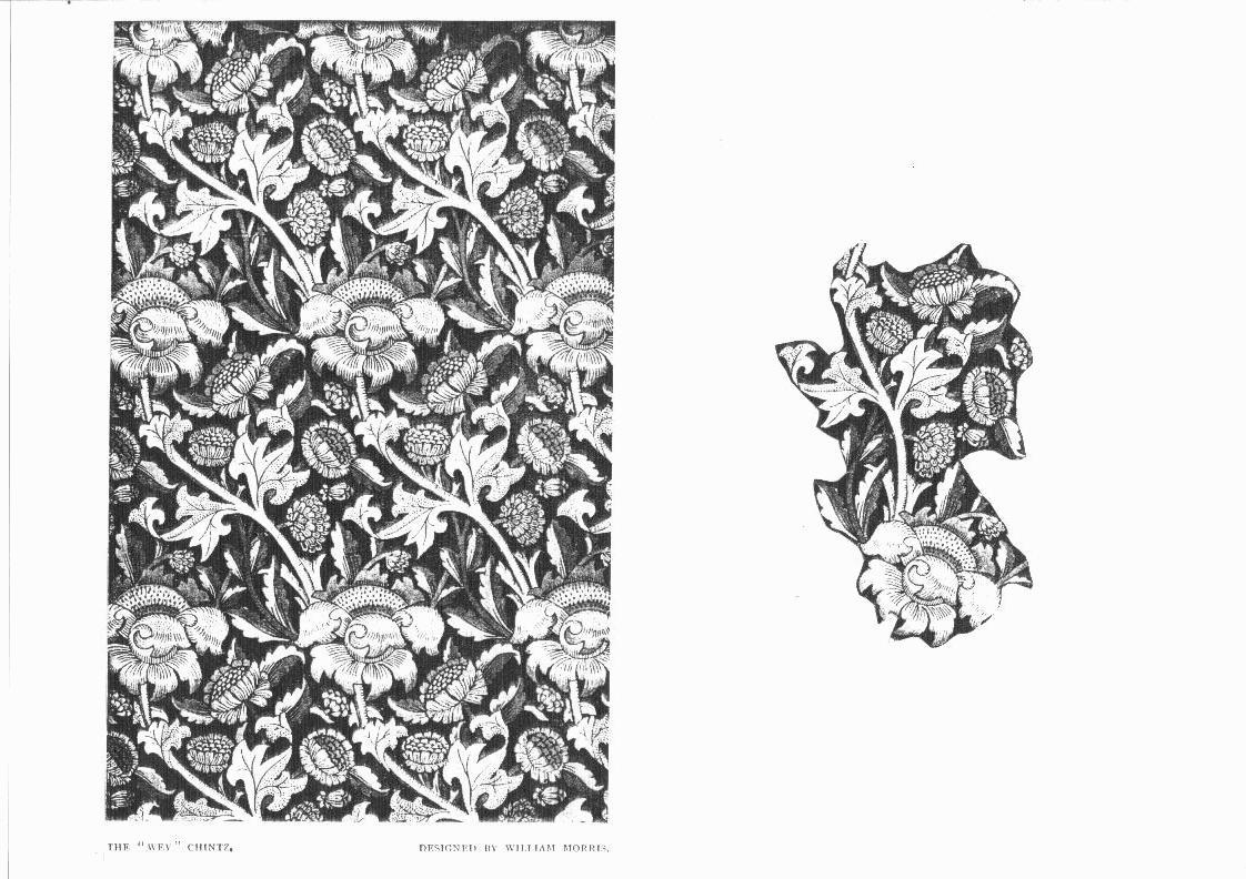 hand block printed wallpaper