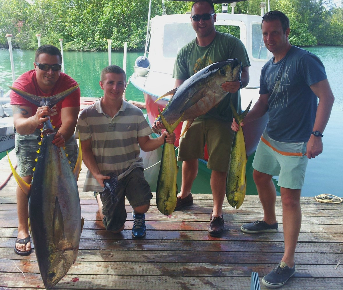 Aquaman fishing Charters Guam.Try out the best deep sea ...