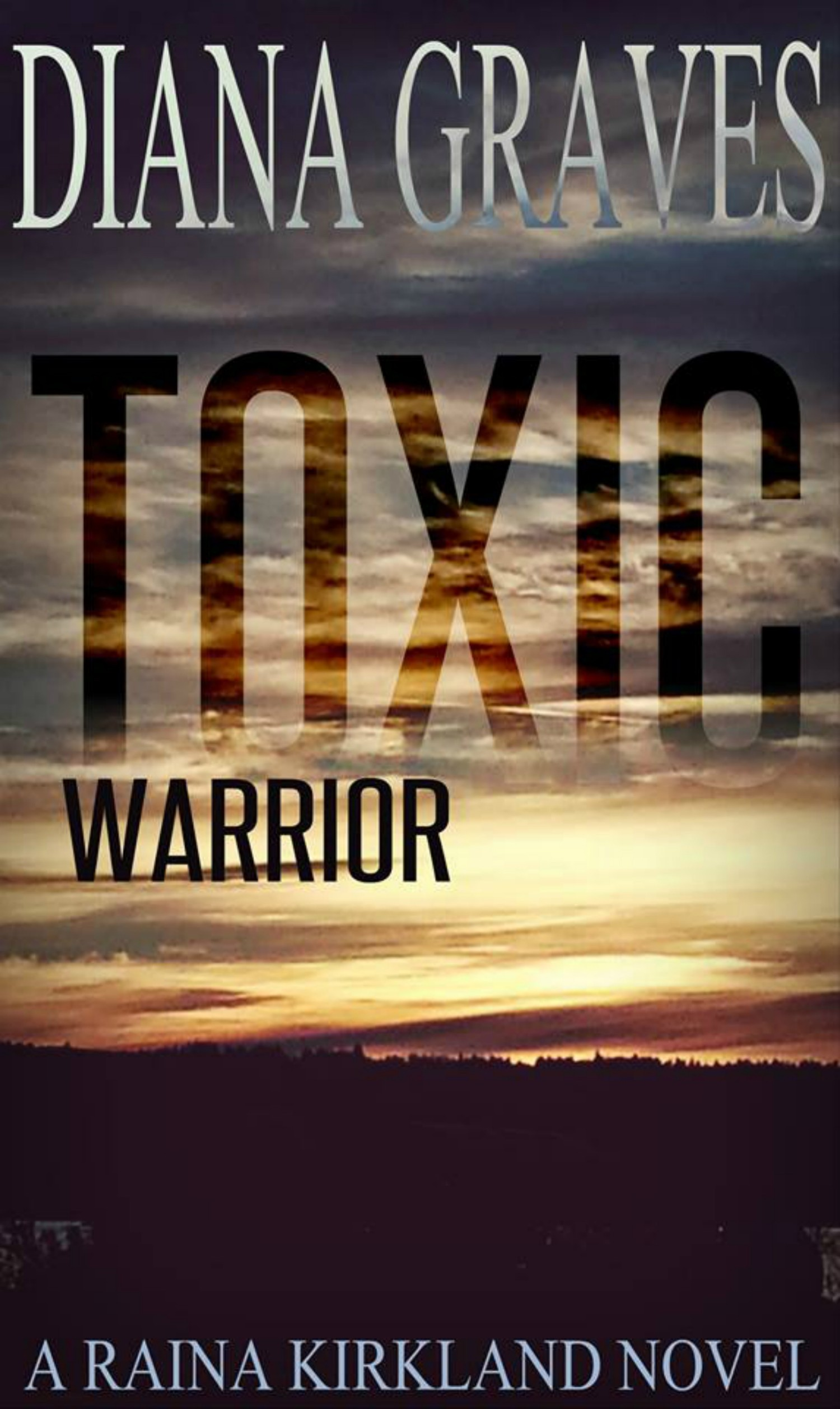 TOXIC WARRIOR COVER