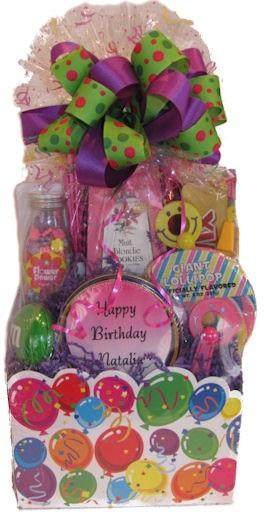 happy birthday gift basket, las cruces happy birthday