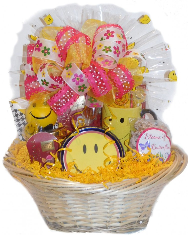 las cruces gift basket get well