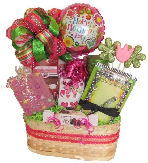 happy mothers day gift basket in las cruces, nm