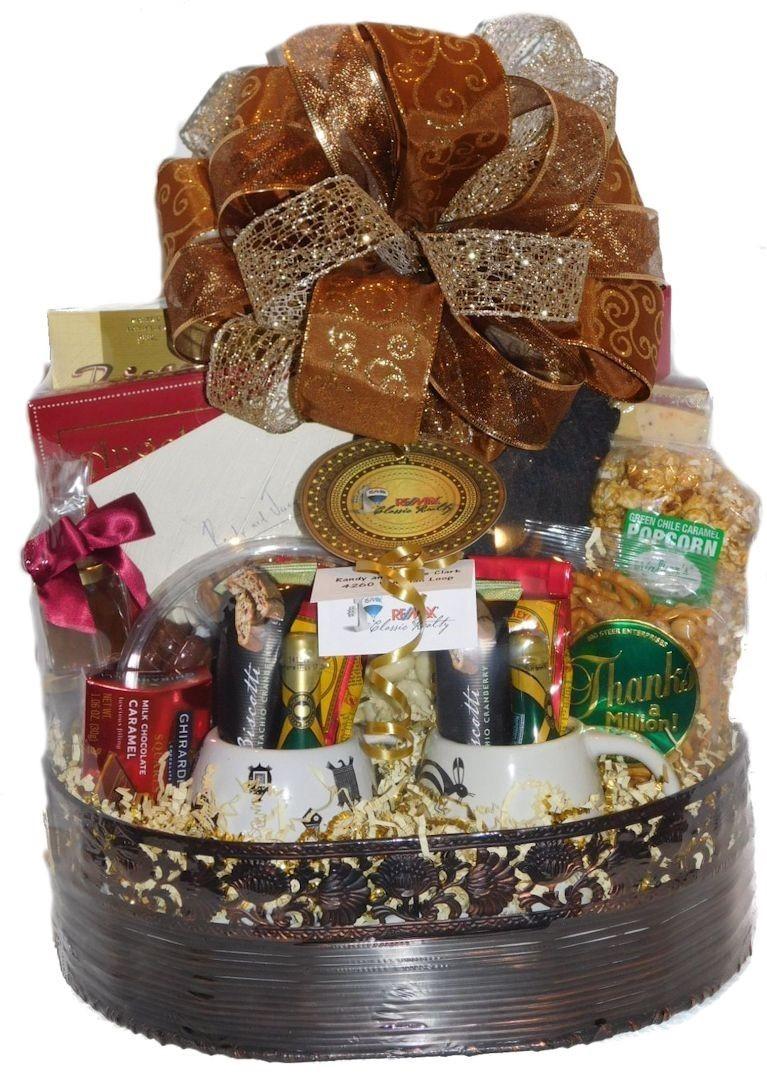 las cruces gift basket