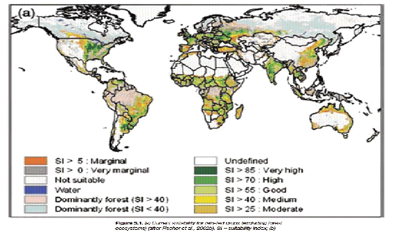 climate change impacts on global food security pdf