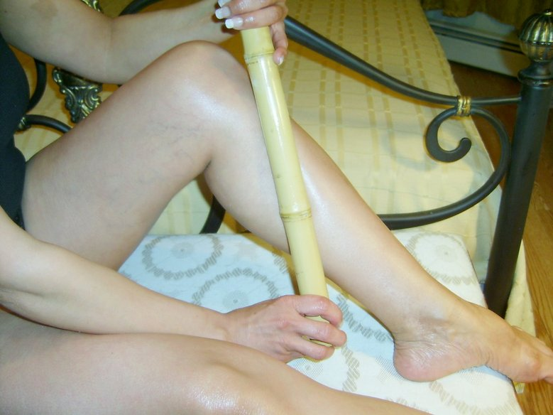 Massage Bamboo Tool kit