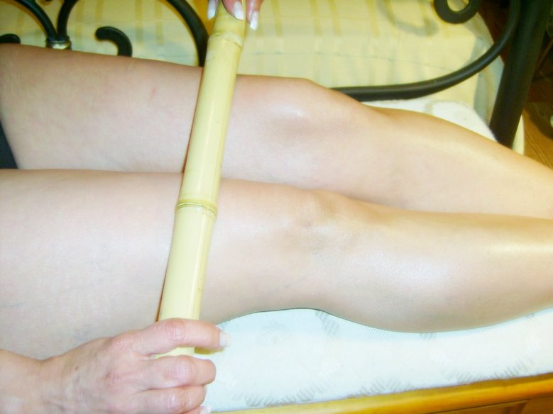 Massage Bamboo Therapy