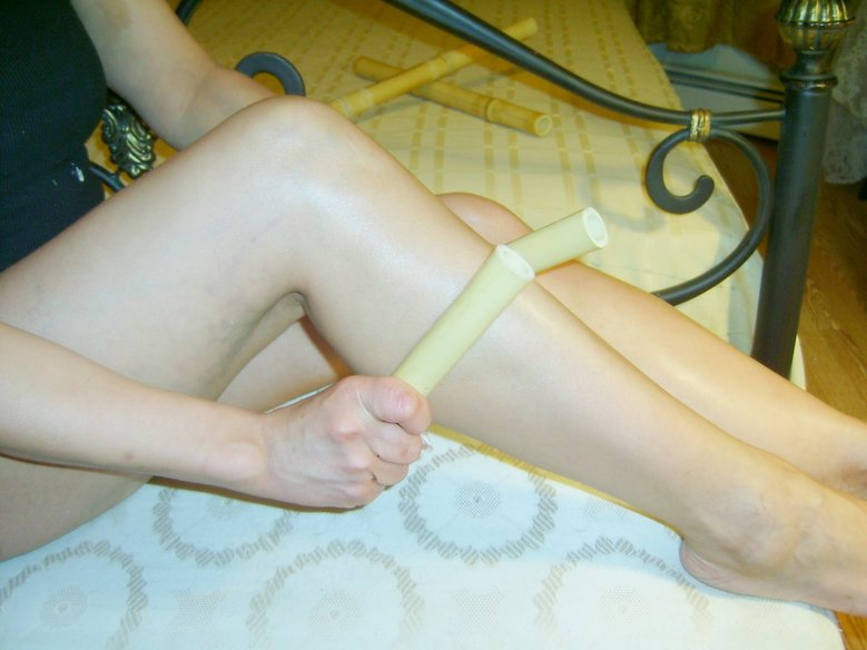Massage Bamboo Sticks