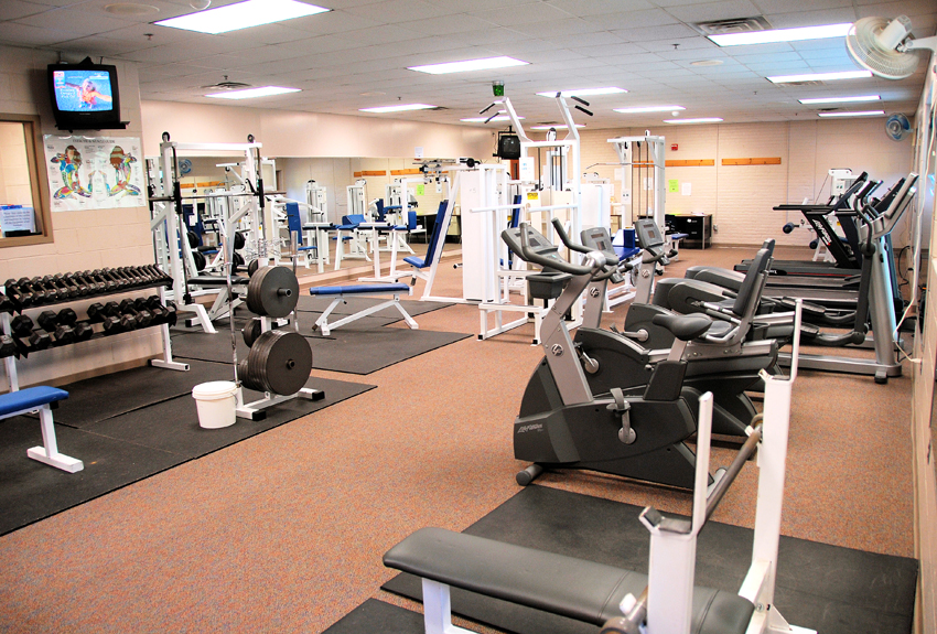 Exercise Room Rental