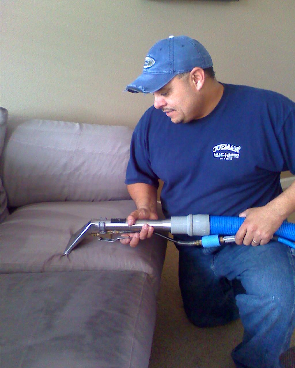 Guzman Carpet Cleaning