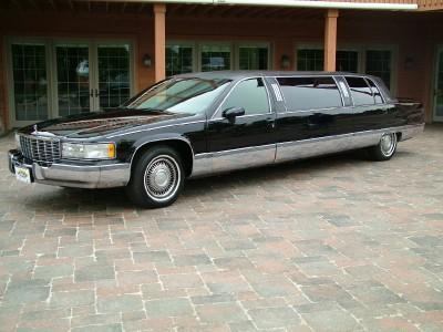Celebrity limousine service dallas