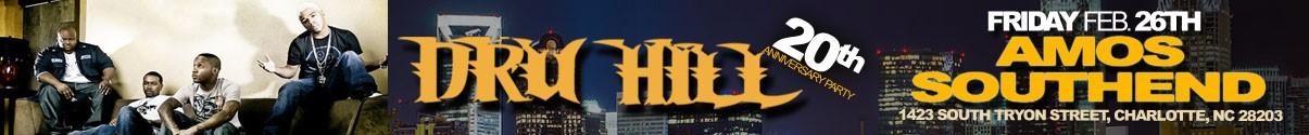 Dru Hill Banner