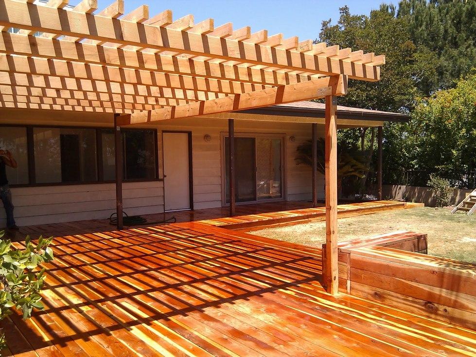 Eastern Colorado Deck Build