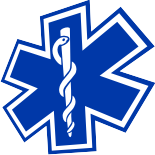 Star of Life Decal