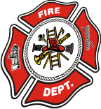 Fire Department Decal (NG-1015F)