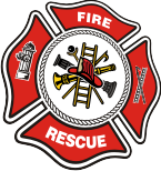 Fire Rescue Decal (NG-1016F)