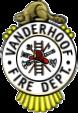 Vanderhoof Fire Dept Decal