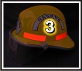 Helmet Number Decal (NG-1007F)