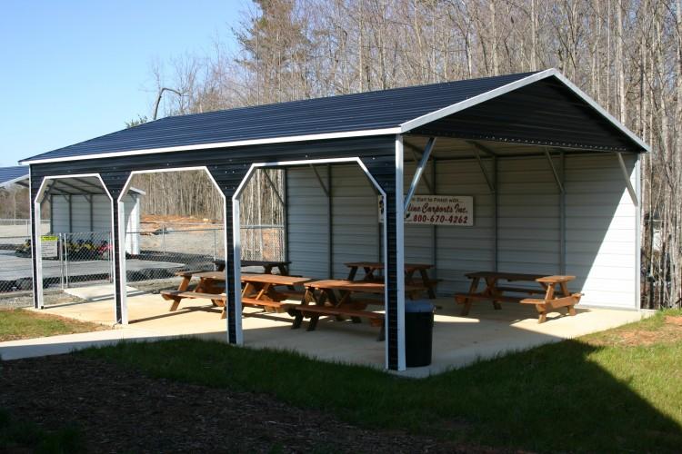 Pavilion Carport