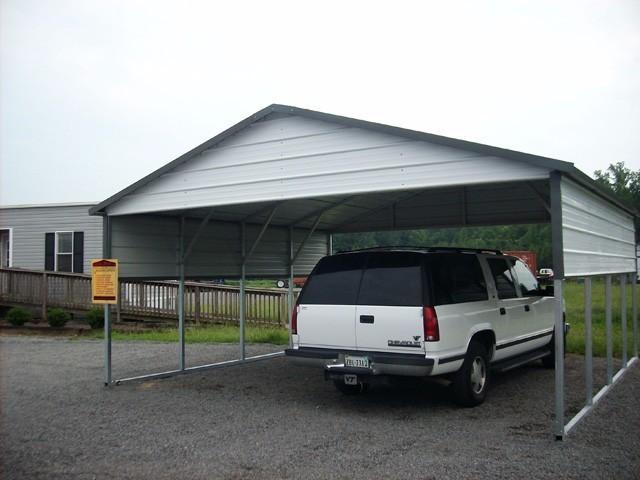 metal carports Vermont VT