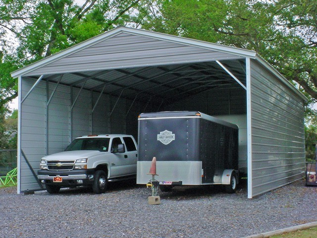 Maryland Triple Wide Carports
