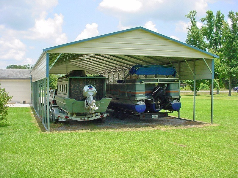 Metal RV Carports South Carolina