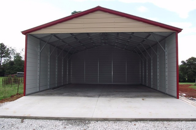 Metal Carports Tennessee Steel Carports Tn