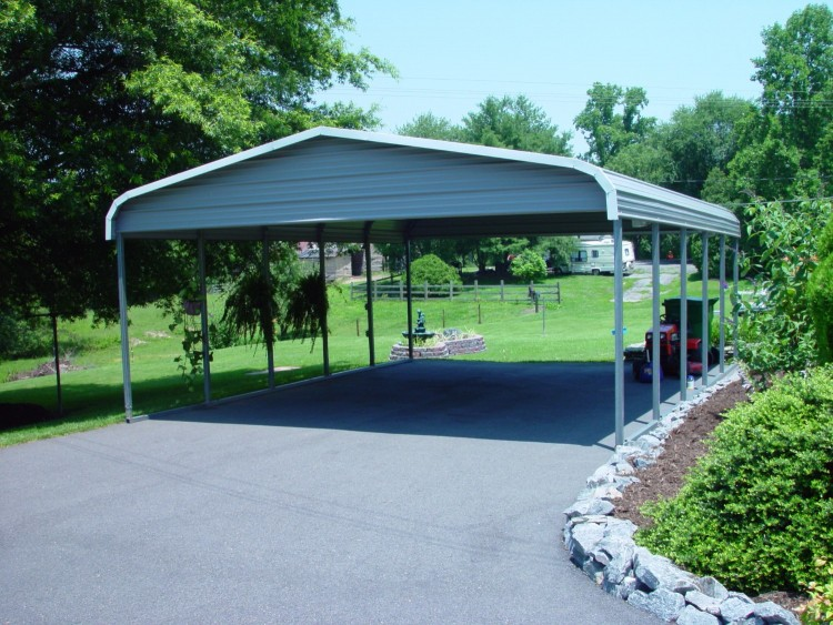 Metal Carports Texas
