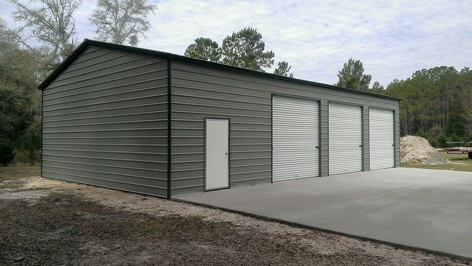 Metal Garages 2