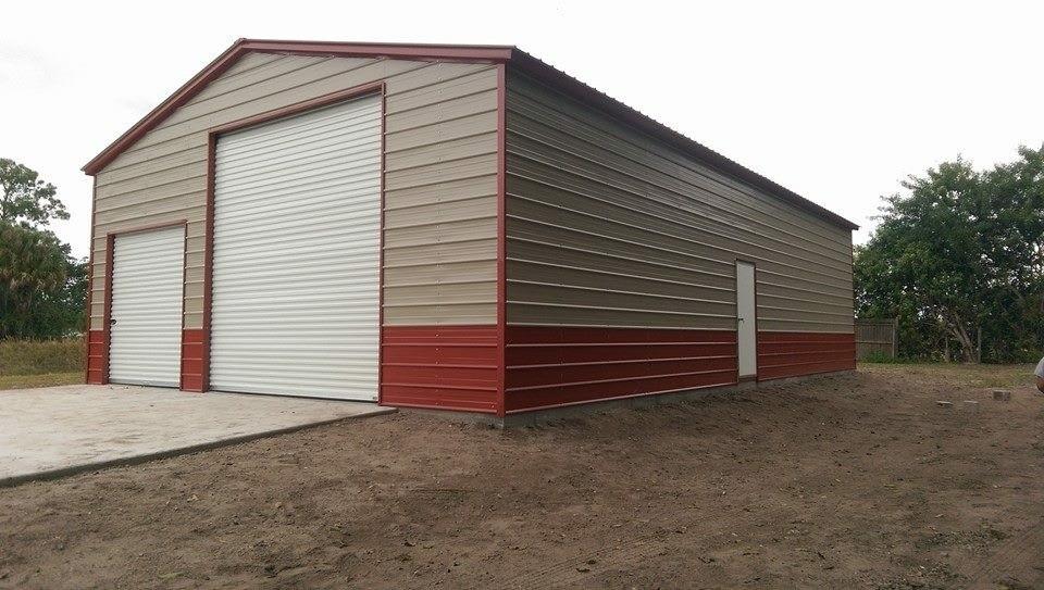 Garage Building Cost: Metal Buildings Prices