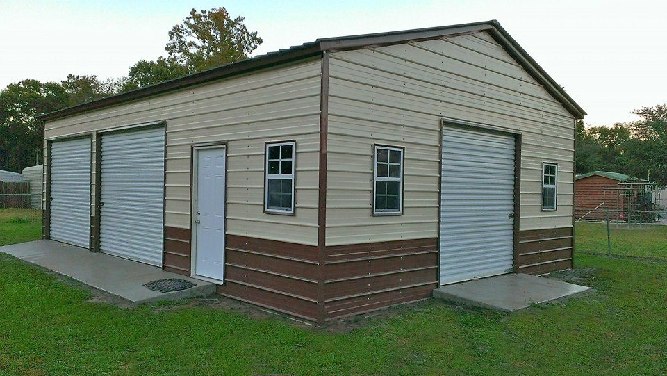 Carports | Metal Garages | Barns | Steel RV Carports | Metal