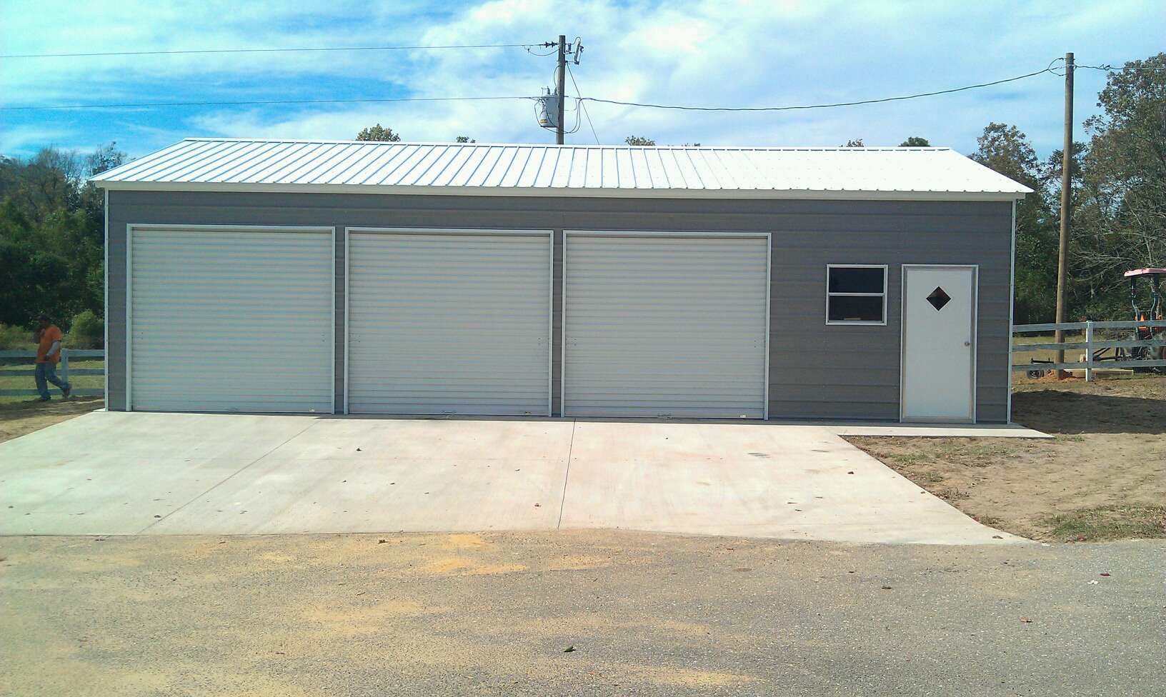 Virginia va metal garages barns sheds and buildings add a title solutioingenieria Images
