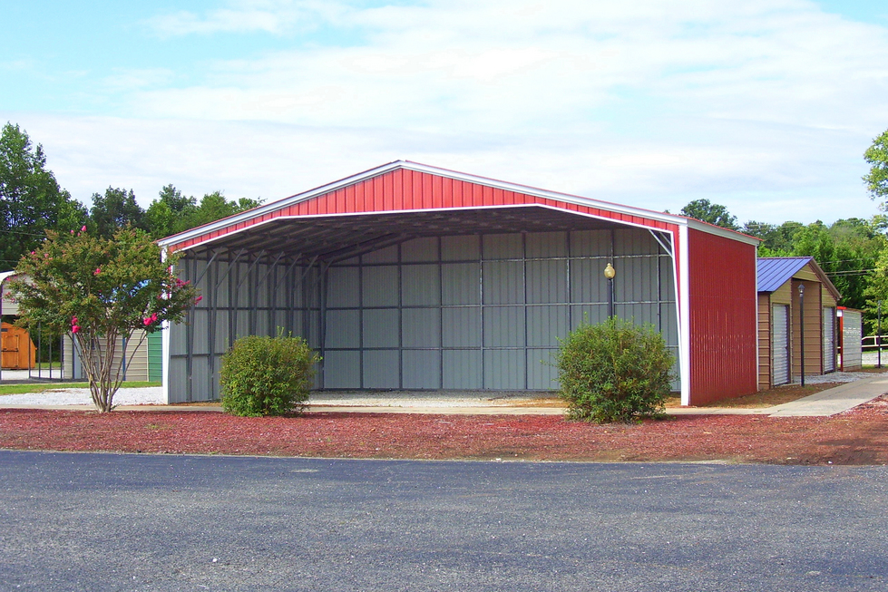 Salem In Metal Carports Salem Indiana Carports