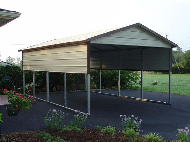 Closed In Carports : Southern carport packages