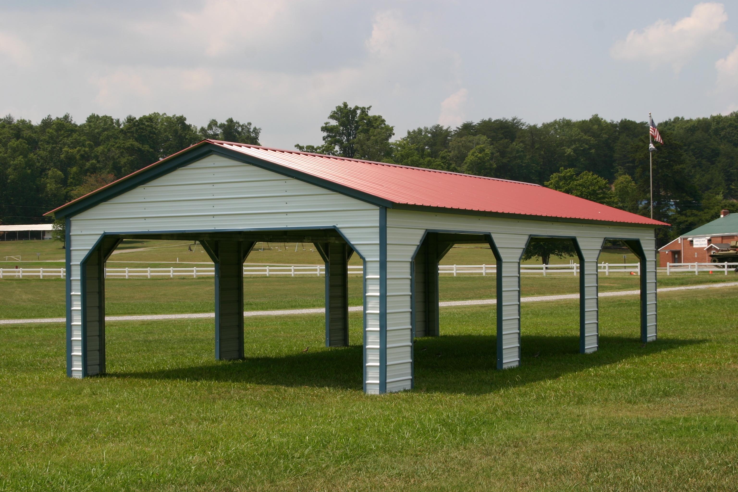 Carport Pavilion
