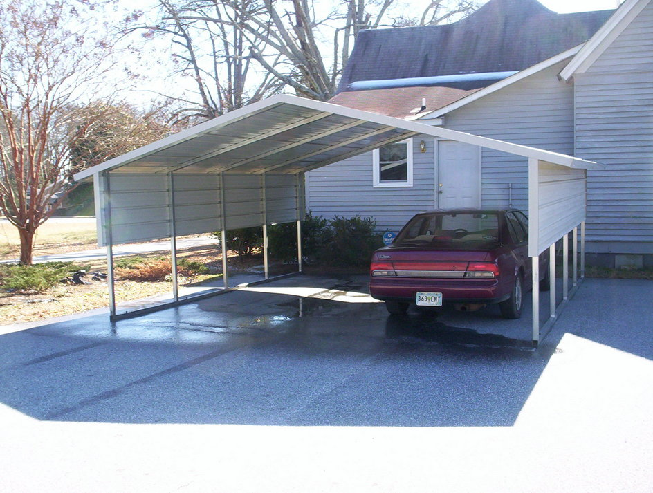 Carport kit home depot